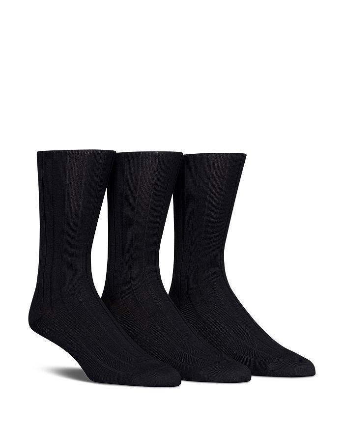 Calvin Klein - Classic Dress Socks, Pack of 3