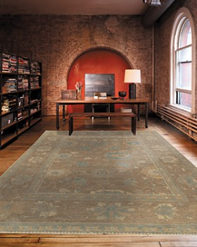 Tufenkian Artisan Carpets - Firjustan Creek Sheared Rug Collection