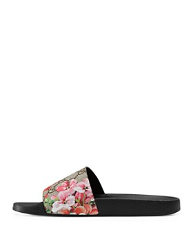 fd3195ea9711fe ... Gucci - Women s Pursuit Pool Slide Sandals