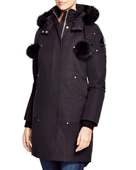 Moose Knuckles - Stirling Fox Fur Down Parka