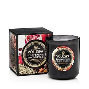 Voluspa Pomegranate Blood Orange 12 oz. Classic Maison Candle