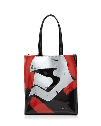 Bloomingdale's - Limited Edition Star Wars: The Force Awakens Captain Phasma Tote - 100% Exclusive