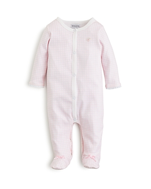 Absorba Girls' Gingham Footie - Baby