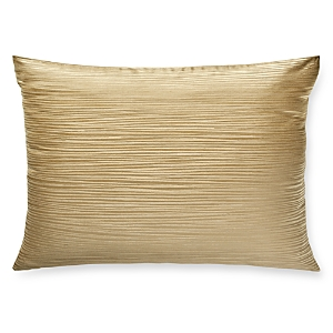 Donna Karan Reflection King Sham In Gold Dust