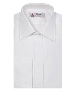 Turnbull & Asser - Basketweave Classic Fit Dress Shirt