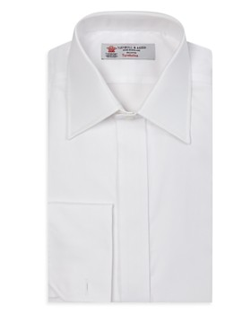 Turnbull & Asser - Basketweave Classic Fit Dress Shirt