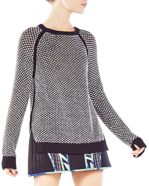 Bcbgmaxazria Alianna Raglan Sleeve Sweater