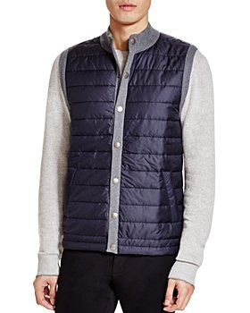 Barbour - Texture-Blocked Gilet