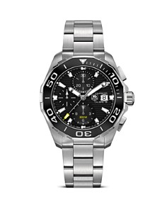 TAG Heuer Aquaracer Calibre 16 Automatic Chronograph, 43mm - Bloomingdale's_0