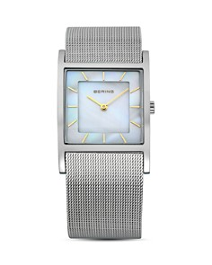 Bering Classic Mother-of-Pearl Dial Watch, 26mm - Bloomingdale's_0