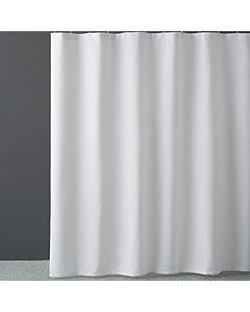 Matouk - Diamond Pique Shower Curtain