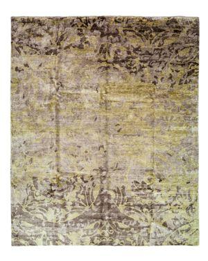 Gabbeh Collection Oriental Area Rug, 8'1 x 9'10