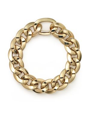 14K Yellow Gold Link Bracelet - 100% Exclusive