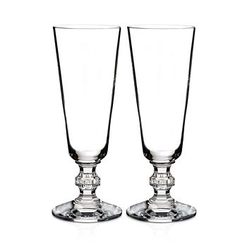 Waterford - Town & Country Ashton Lane Champagne Flutes, Set of 2