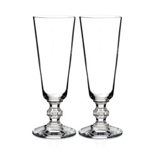 Waterford Town & Country Ashton Lane Champagne Flutes, Set of 2