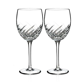 Waterford - Essentially Wave Goblet, Set of 2