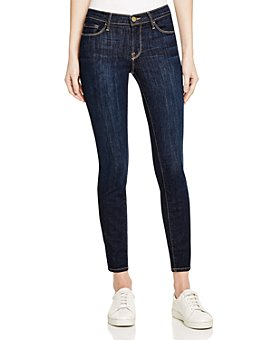 FRAME - Le Skinny De Jeanne Jeans in Queens Way