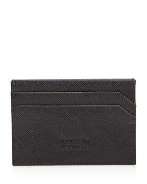 The Men's Store at Bloomingdale's Saffiano Card Case thumbnail