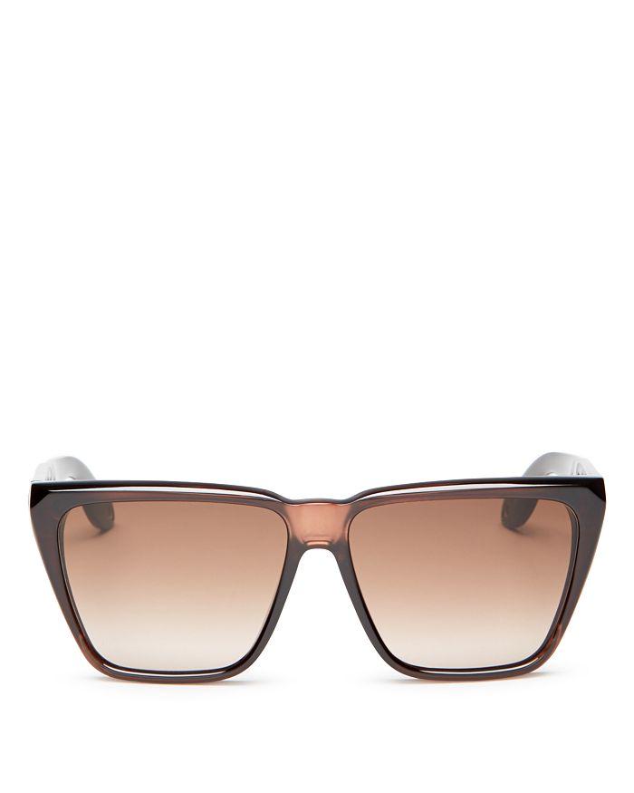 Givenchy - Men's Angular Acetate Sunglasses, 58mm