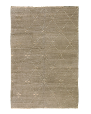 Tufenkian Artisan Carpets Quilted Cocoa Area Rug, 5'6 x 8'6