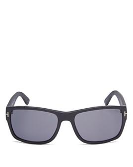Tom Ford - Men's Mason Polarized Square Sunglasses, 58mm