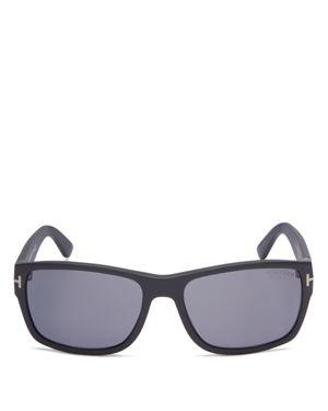 Tom Ford Mason Polarized Square Sunglasses, 58mm