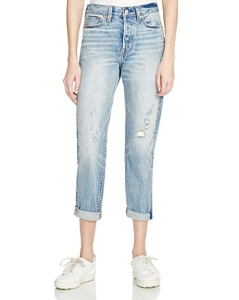 Levi's - Wedgie Icon Skinny Jeans in Foot Hills