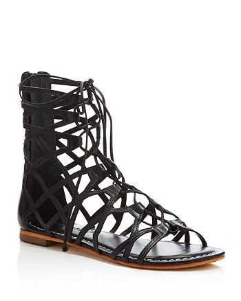 9df2895faba9 Bernardo - Willow Gladiator Lace Up Sandals