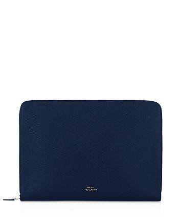 """Smythson - 13"""" Laptop Case"""