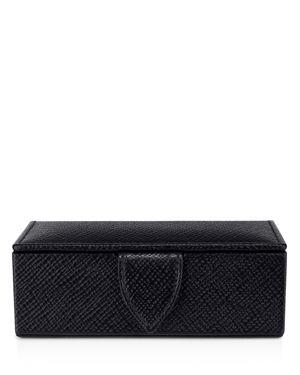 Smythson Mini Cufflink Box