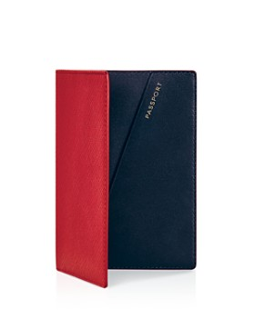 Smythson - Passport Cover