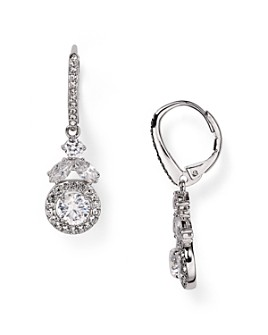 Nadri - Swarovski Crystal Drop Earrings