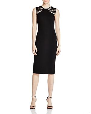 Dress the Population Gwen Multi-Strap Dress
