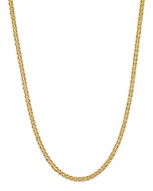 14K Yellow Gold Double Row Light Rope Necklace, 18 - 100% Exclusive