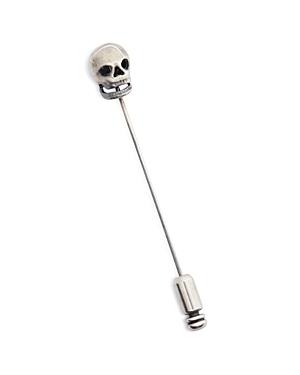Paul Smith Skull Lapel Pin
