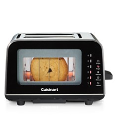 Cuisinart - ViewPro Glass 2-Slice Toaster