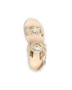 Jack Rogers - Girls' Miss Lucia Wedge Sandals - Toddler, Little Kid, Big Kid