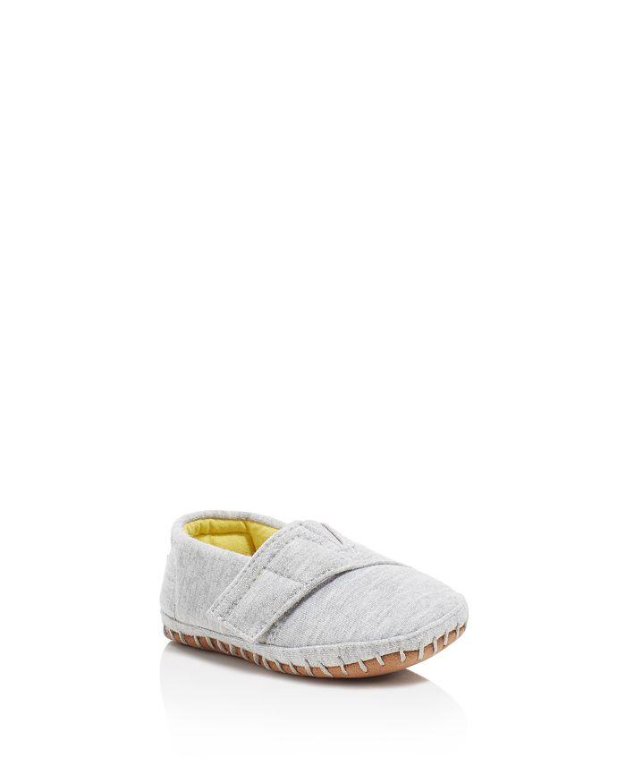 TOMS - Unisex Alpargata Jersey Crib Shoe - Baby