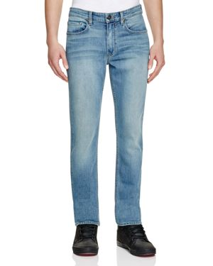 Paige Transcend Lennox Skinny Fit Jeans in Liam