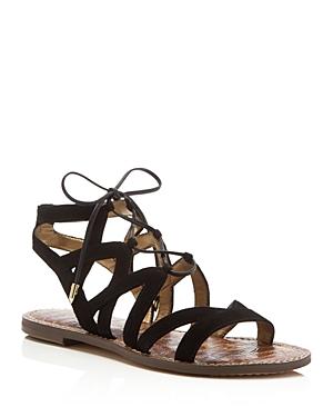 Sam Edelman Gemma Lace Up Sandals