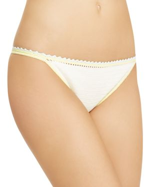 Tory Burch Nerano Low-Rise Bikini Bottom