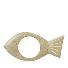 Juliska - Wooden Fish Napkin Ring