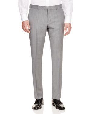 Boss Hugo Boss Genesis Contemporary Slim Fit Trousers