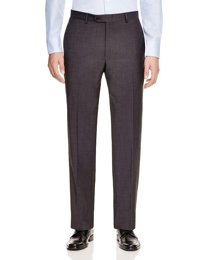Hart Schaffner Marx - Platinum Label Classic Fit Dress Pants - 100% Exclusive