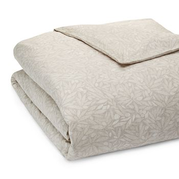 Vera Wang - Bamboo Leaves Duvet Cover, King
