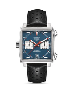 TAG Heuer Monaco Calibre 11 Automatic Chronograph, 39mm - Bloomingdale's_0