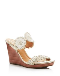 e1382406d Tory Burch Women s Logan Embellished   Quilted Leather Pool Slide ...