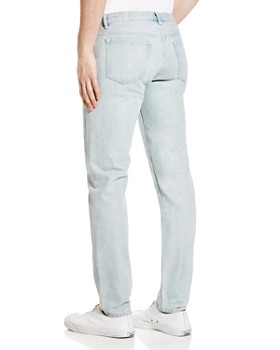 A.P.C. - Petit New Standard Skinny Fit Jeans in Washed Indigo
