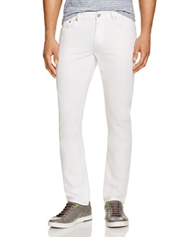 Michael Kors - Slim Fit Jeans in White