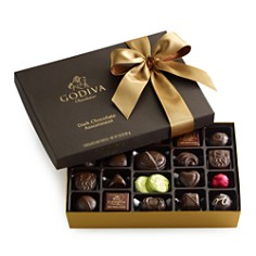 Godiva® 27 Piece Dark Chocolate Gift Box - Bloomingdale's_0